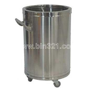 不锈钢垃圾桶a1020