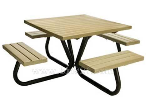 户外桌椅b5060_垃圾桶休闲椅生产厂家-深圳佳地美
